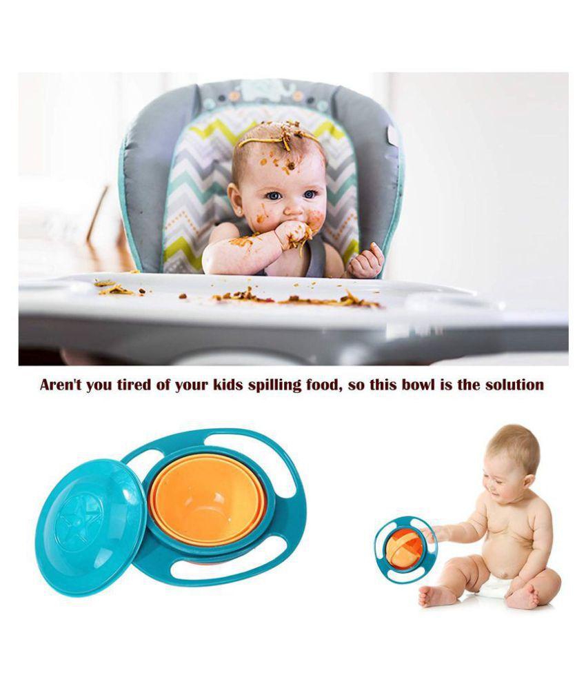 SAFE-O-KID Plastic 1 pc Bowls