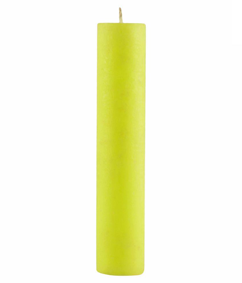 SOHUM CANDLE Multicolour Wax Tea Light - Pack of 2