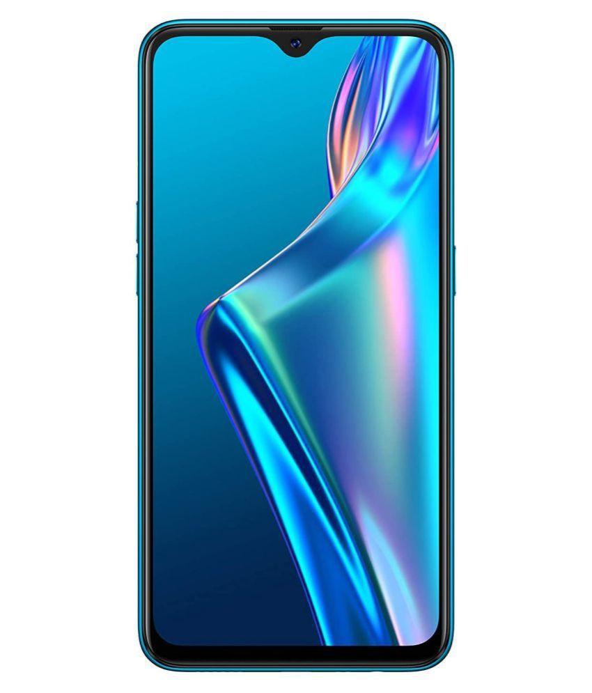 oppo brand Oppo a12 ( 64GB , 4 GB ) Blue