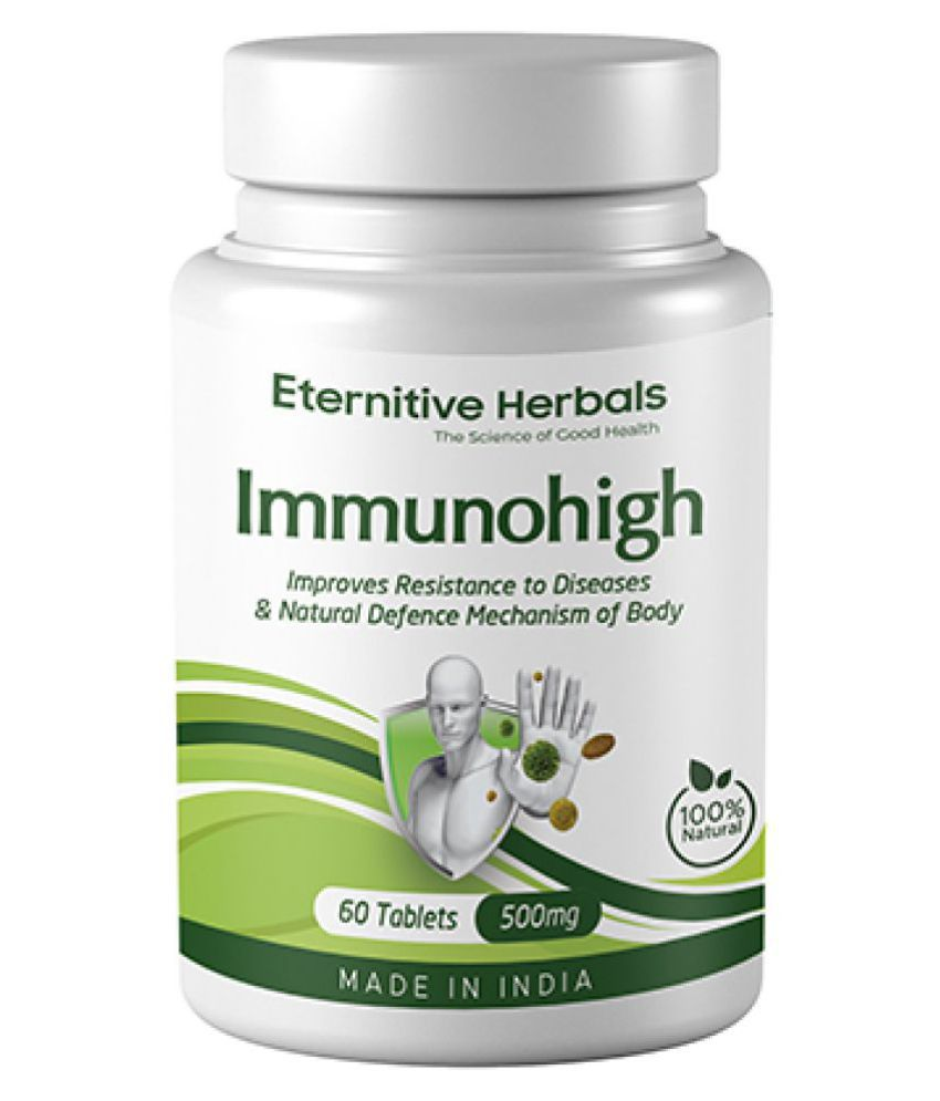Eternitive Herbals Immunohigh Tablet 500 mg Pack Of 1