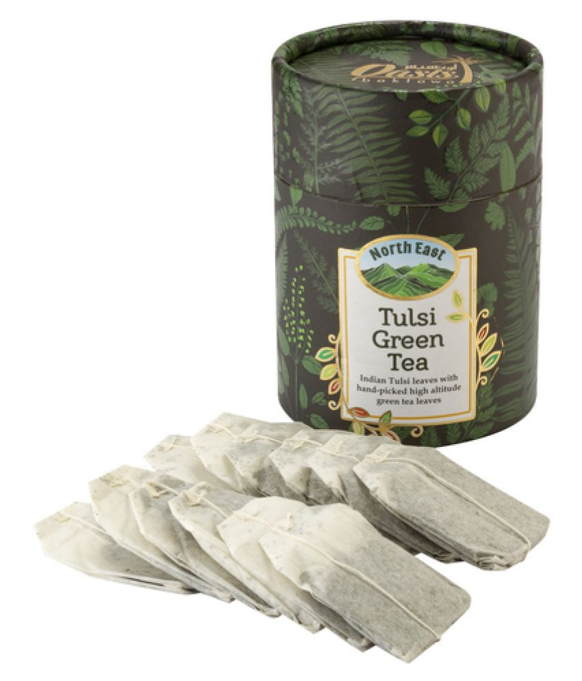 Oasis Baklawa Green Tea Bags 116 gm