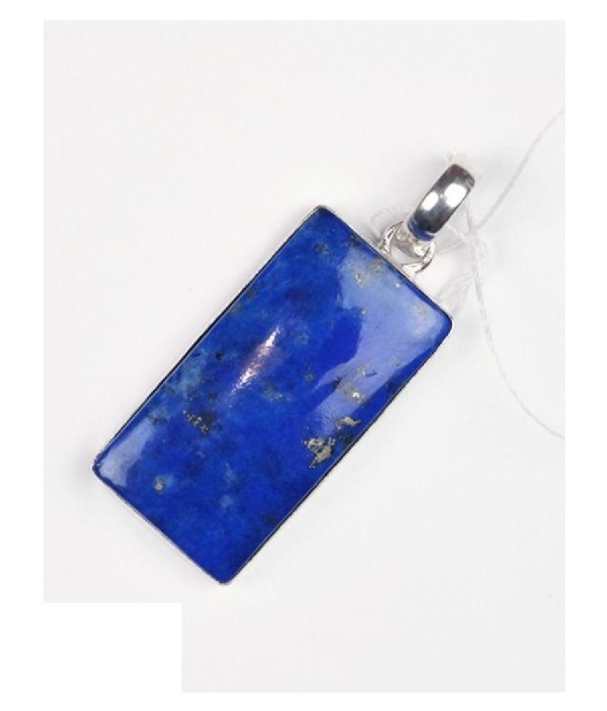 lapis lazuli  Pendant7 carat by  Ratan Bazaar