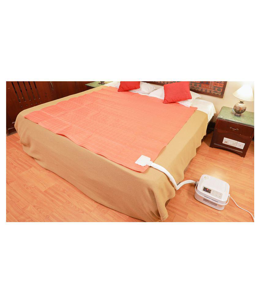 8-40 Smart Mattress Pad Orange PVC Mattress Protector