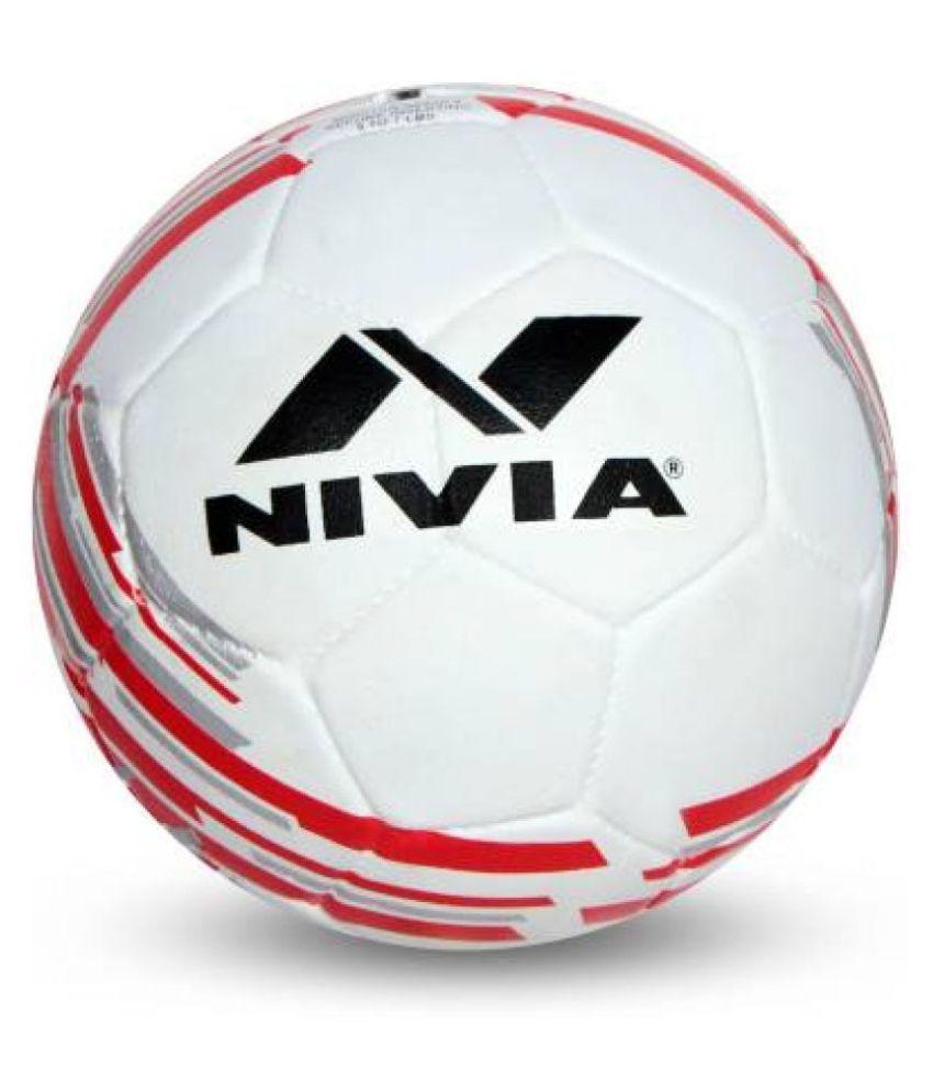 Nivia Country Colour Football Size  5