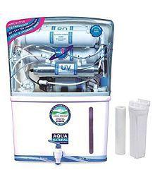 Aqua Health AQUA HEALTH GRAND PLUS 15 Ltr RO + UV + UF + TDS Water Purifier