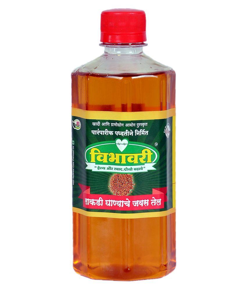 Vibhavari Flax Seed Oil 500 mL