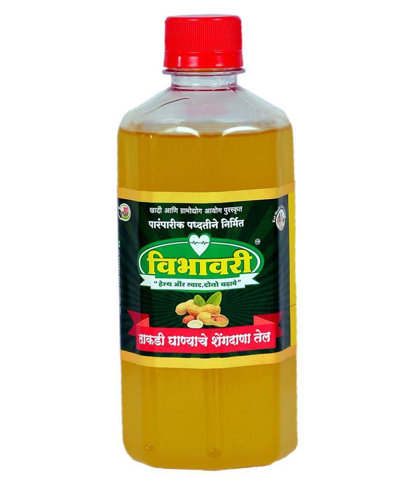 Vibhavari Groundnut Oil 500 mL
