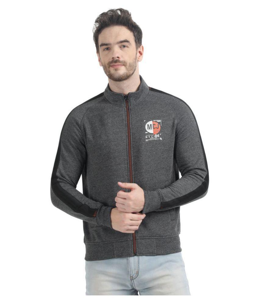 Monte Carlo Grey Sweatshirt