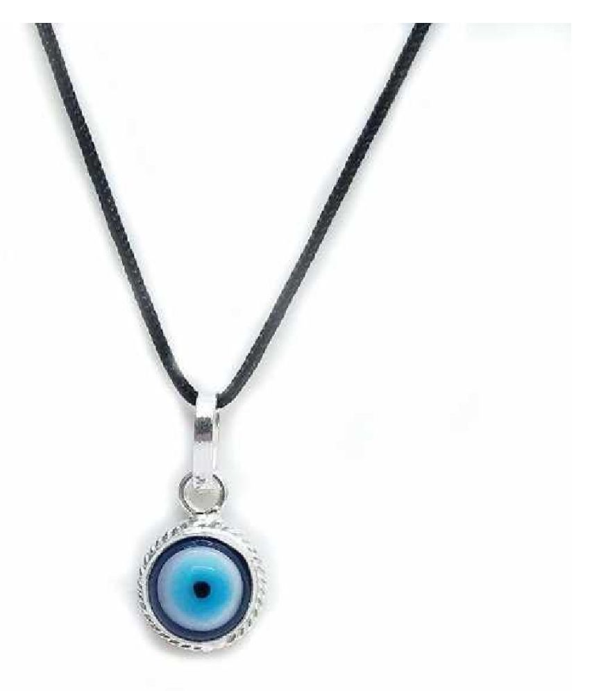 Evil Eye Modern Pendant Necklace Perfect gift for Girls/Women without chain BY Ratan Bazaar