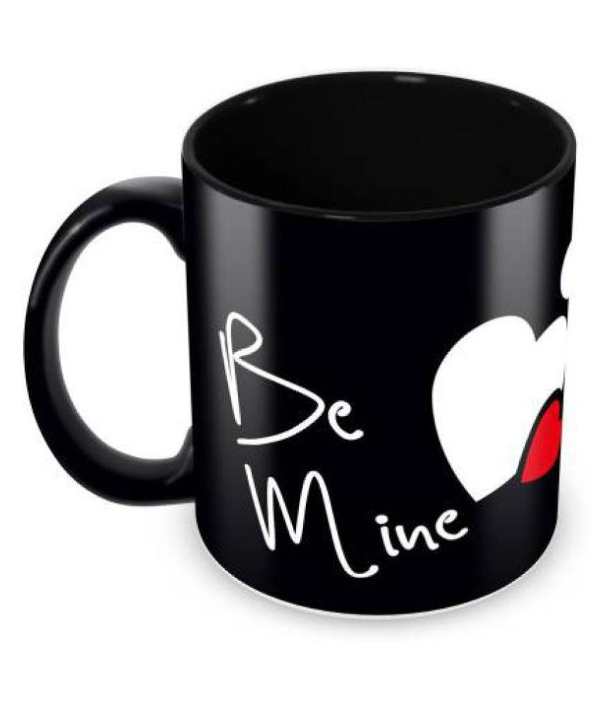 VERTECH Ceramic Coffee Mug 1 Pcs 350 mL