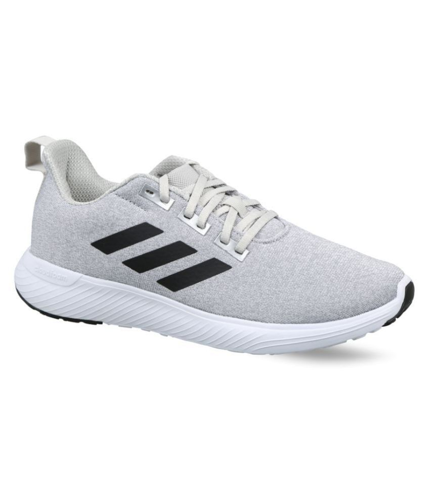 Adidas White Running Shoes