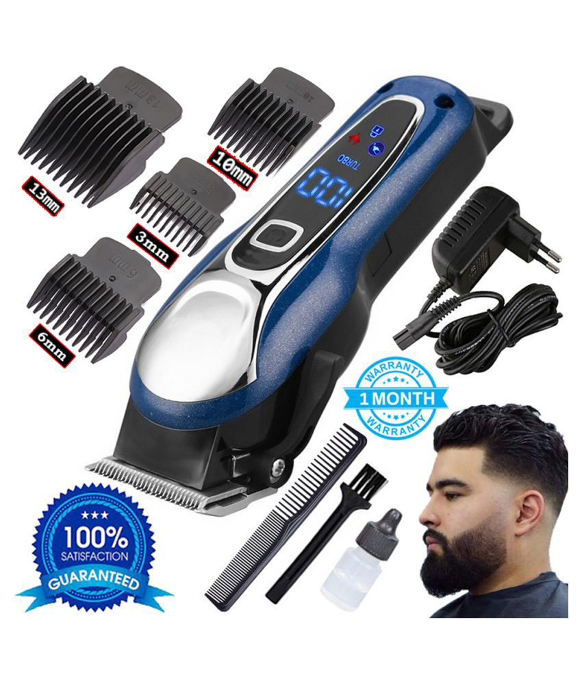 SDR New Professional Hair Trimmer For Men Beard Electric Cutter Hair Cutting Mac Casual Gift Set