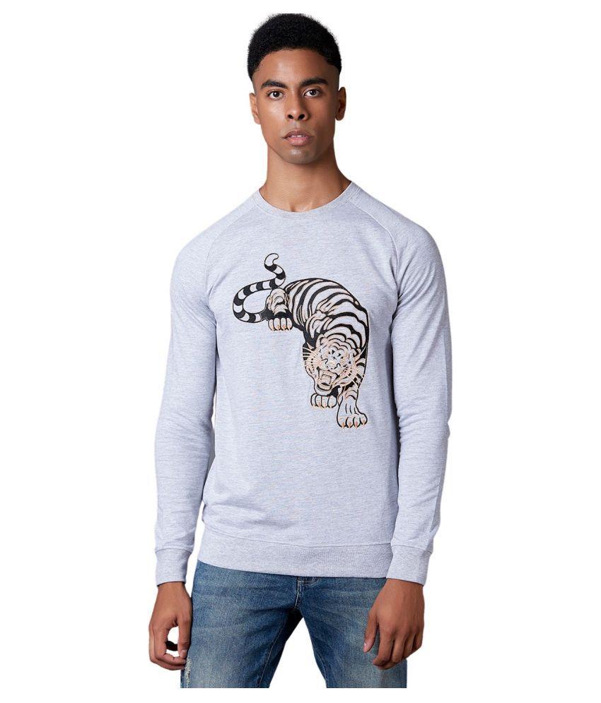 Marca Disati Grey Sweatshirt
