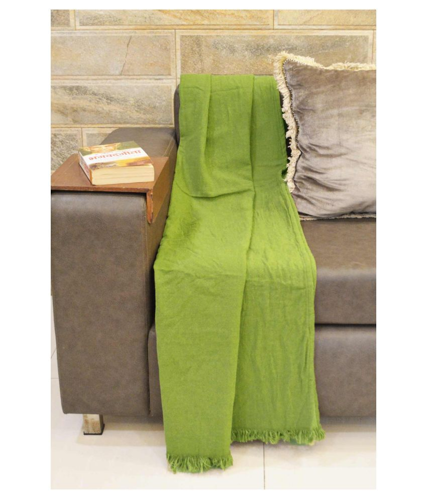 Rhome Single Cotton Abstract Blanket