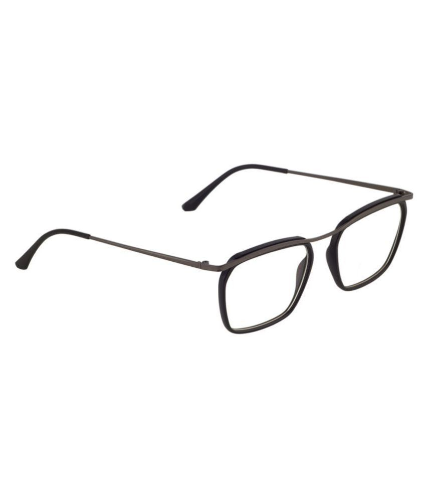 68 BACK Rectangle Spectacle Frame optical frame