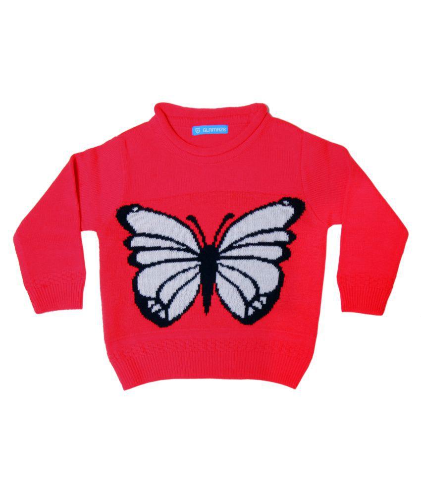 Glamze Kids Winter Wear Sweater