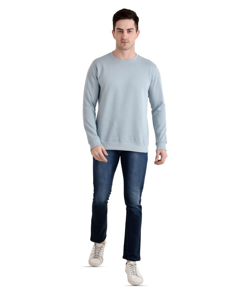 The Bonte Grey Sweatshirt