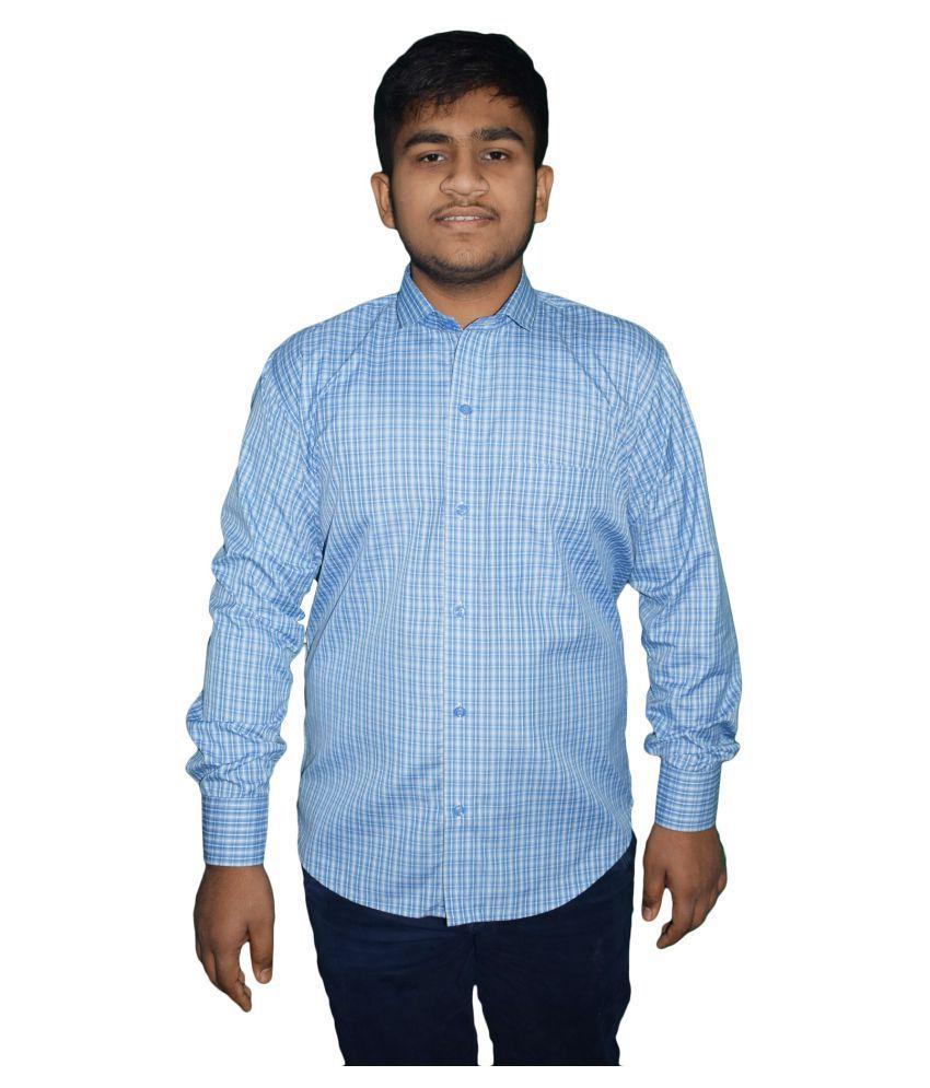 KMP Cotton Blend Multi Shirt