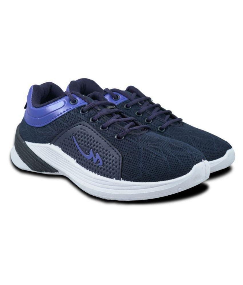 Vintex Sneakers Navy Casual Shoes