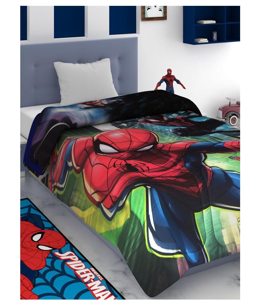 MARVEL HOME FURNISHING Single Polyester Character Blanket
