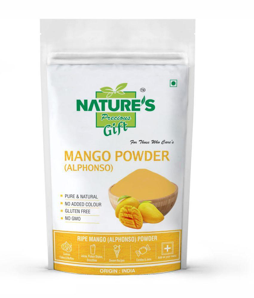 Nature's Gift Mango Powder Smoothie 200 g