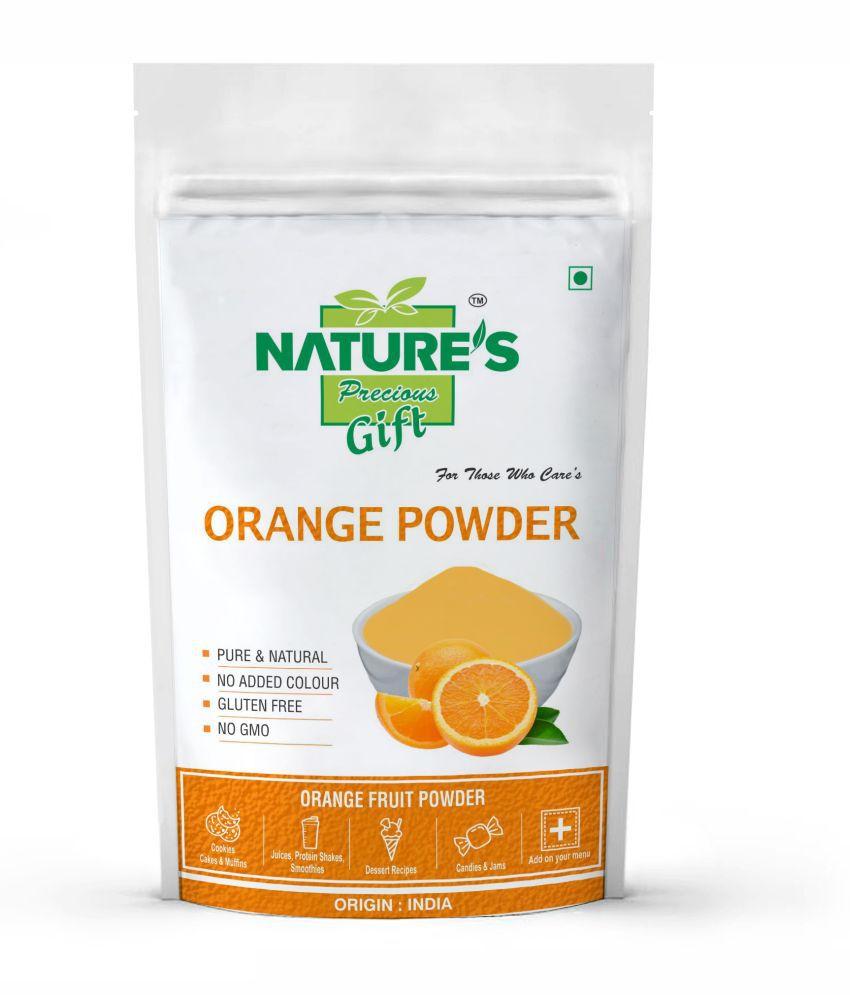 Nature's Gift Orange Powder Smoothie 200 g