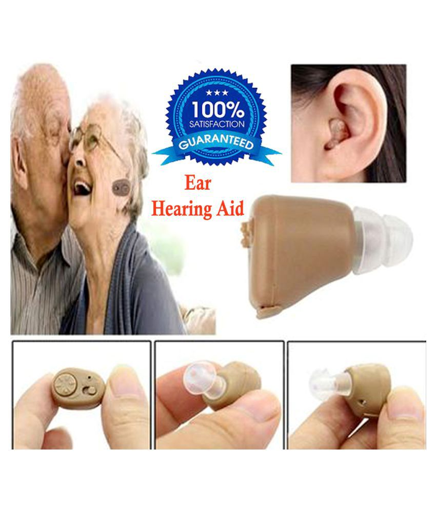 IND AXON MINI Invisible Volume Adjustable Tone  EAR care tools Sound Amplifier  Hearing Aid
