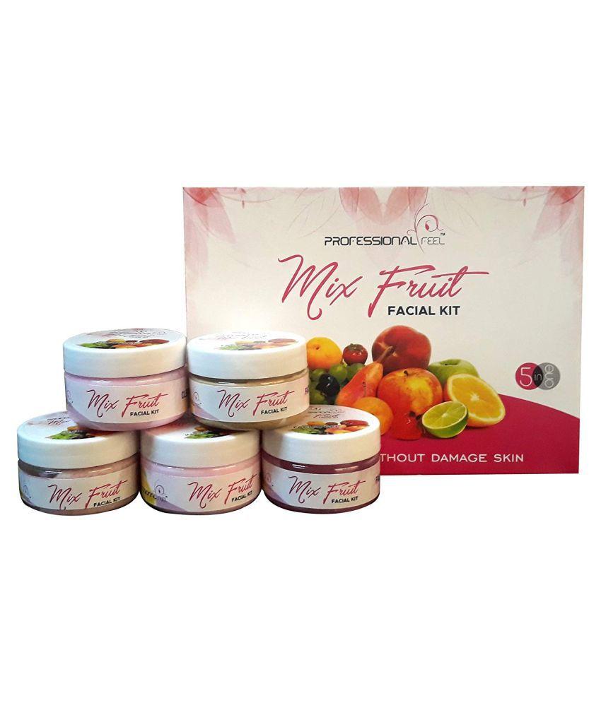Professional Mix Fruit Facial Kit 250 g
