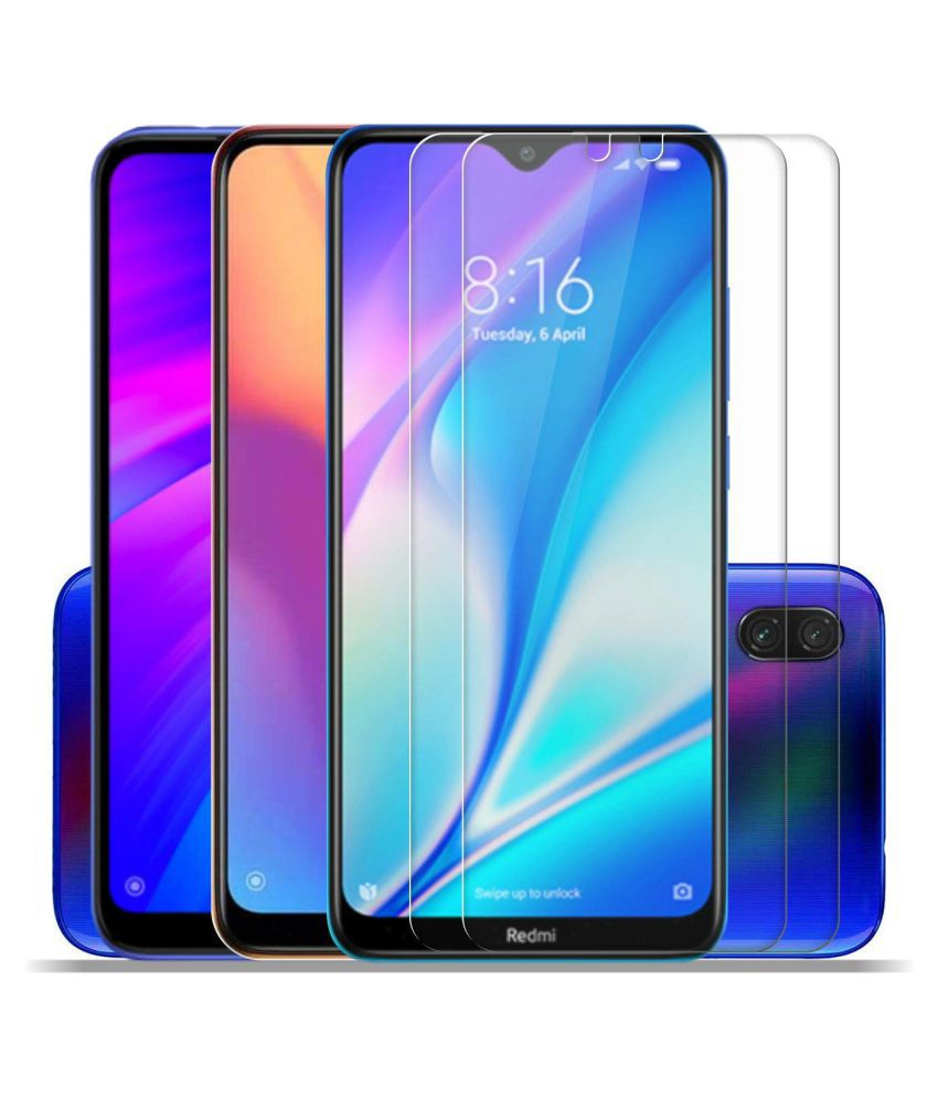 Apple iPhone 11 Max Tempered Glass by Universal Store