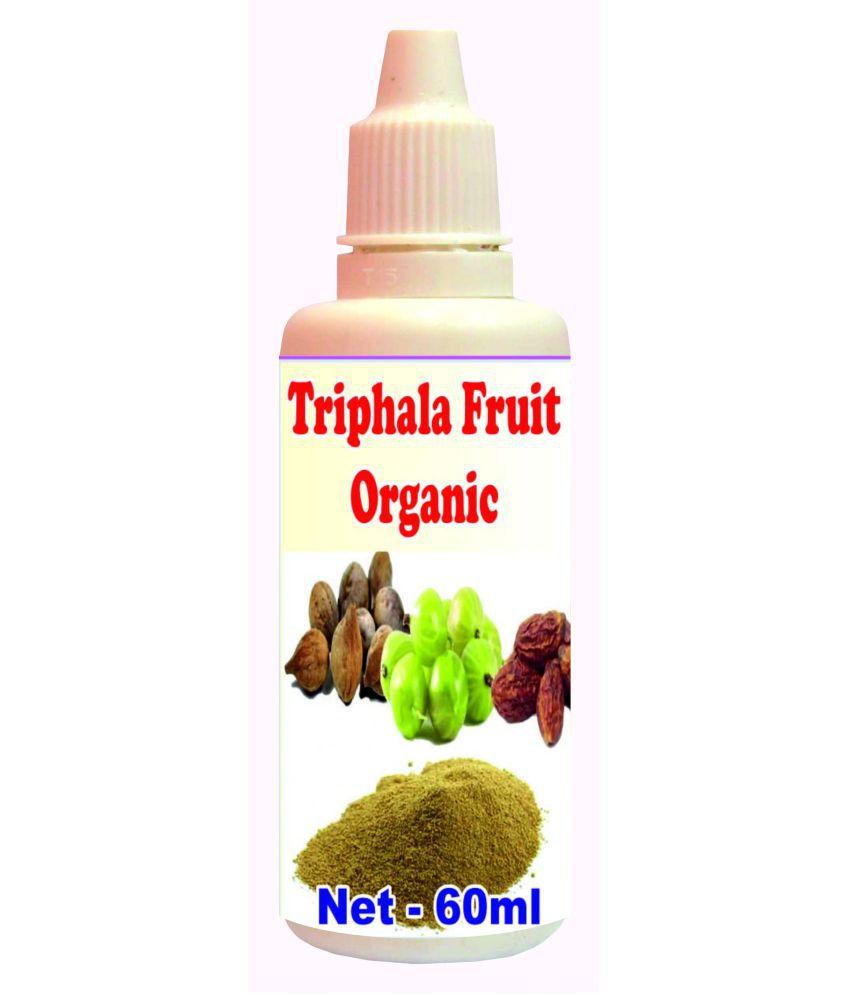 Tonga Herbs Triphala Fruit Organic Drops -  60 ML (BUY 1 GET 1 FREE) 60 ml Minerals Syrup