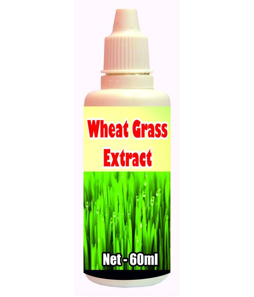 Tonga Herbs Wheat Grass Extract Drops - 50 ML (BUY 1 GET 1 FREE) 60 ml Minerals Syrup
