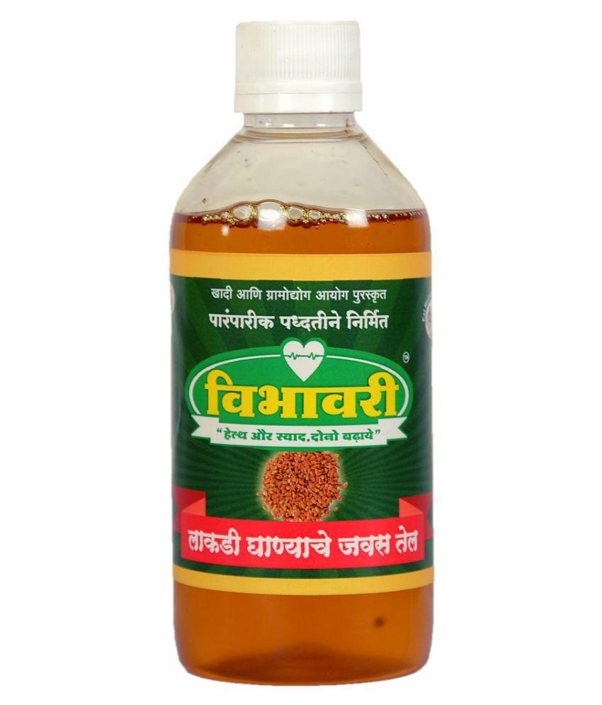 Vibhavari Flax Seed Oil 200 mL