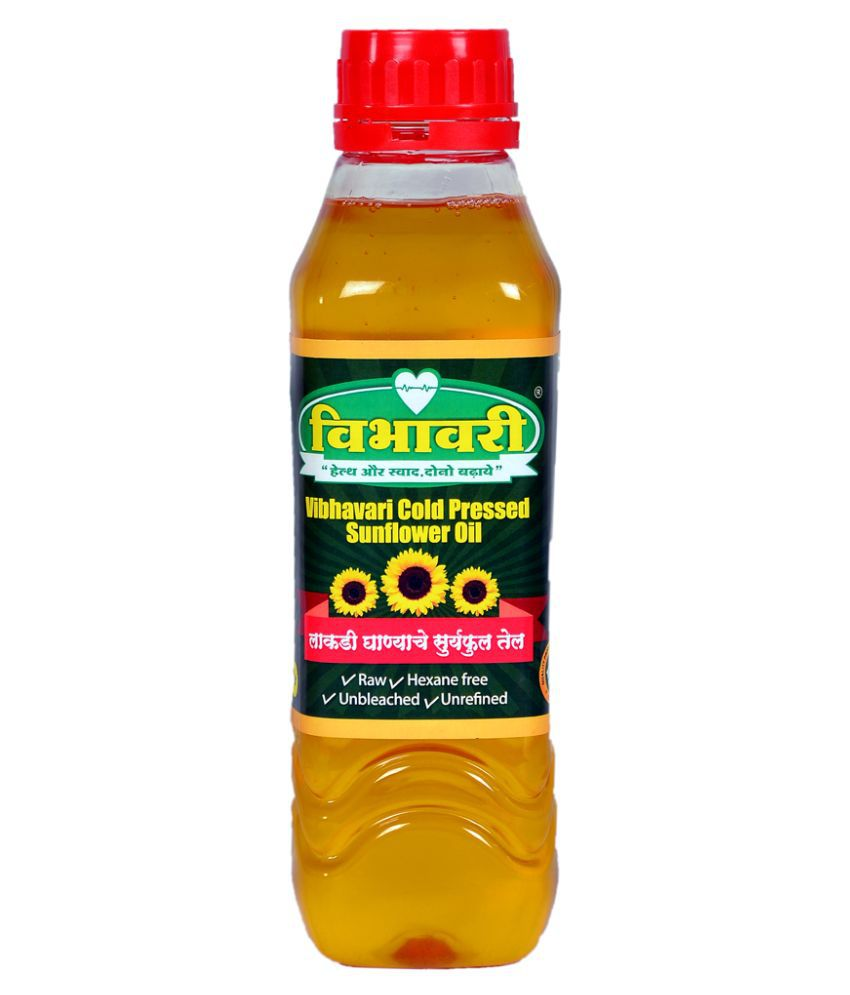 Vibhavari Sunflower Oil 200 mL