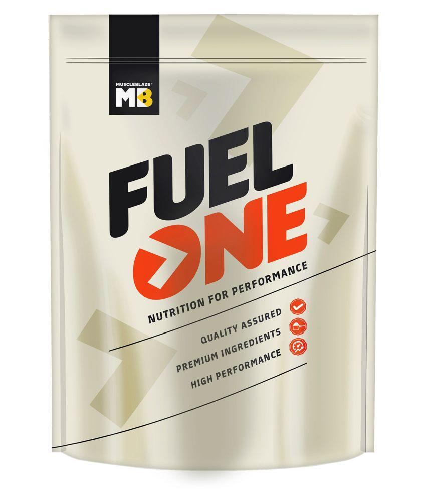 MuscleBlaze Fuel One Whey Protein Immunity+, Chocolate 1 kg