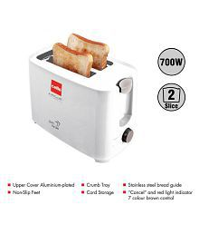 Cello QUICK POP 300 700 Watts Pop Up Toaster