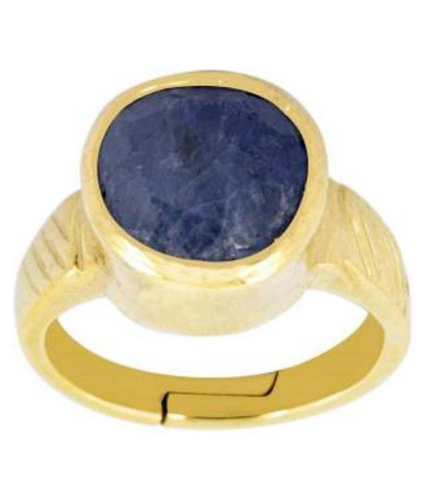 Blue Sapphire Neelam 9.25 Ratti Blue Sapphire Stone
