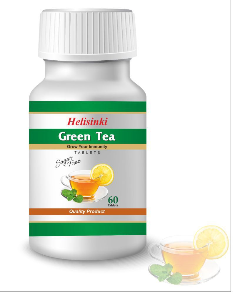 Helisinki Green Tea Capsules 120 gm