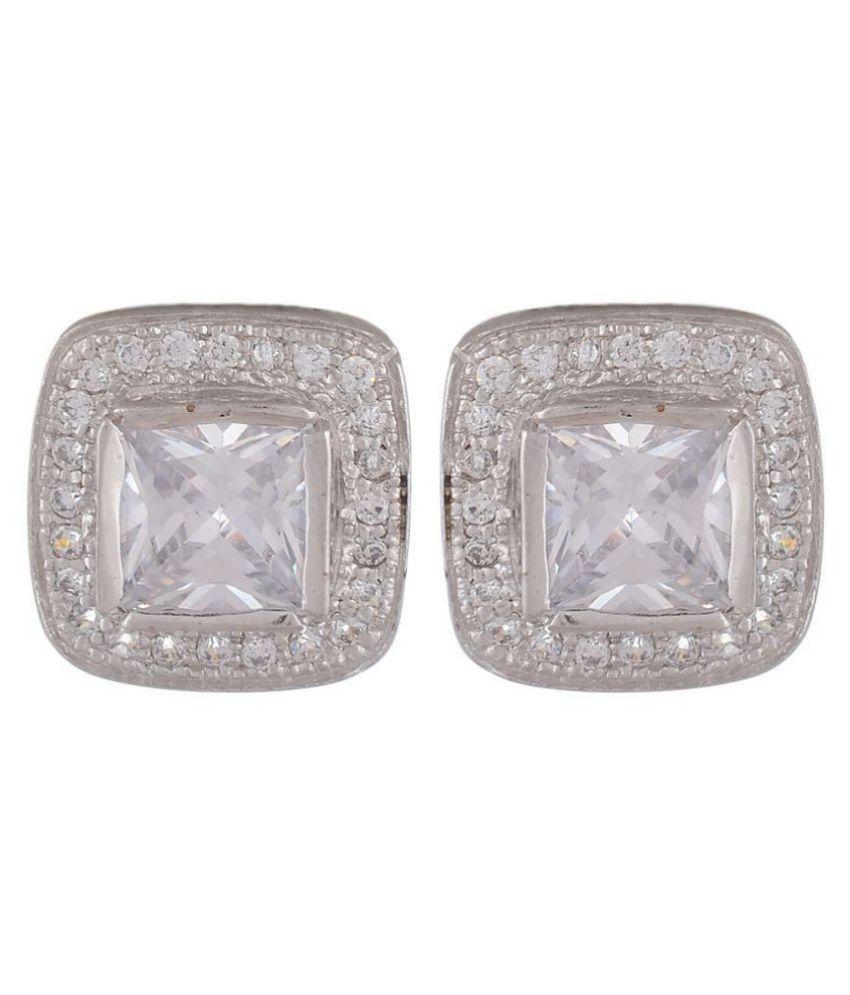 sea jewels 92.5 sliver earring