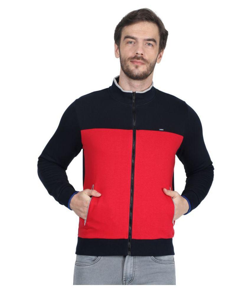 Monte Carlo Red Sweatshirt