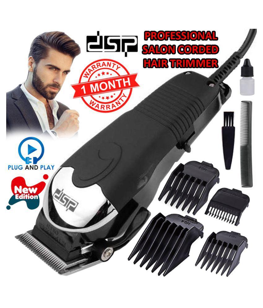 Men's Hair Cutting Clipper Beard Corded Trimmer Razor For Men,Women,Salon Use Casual Gift Set