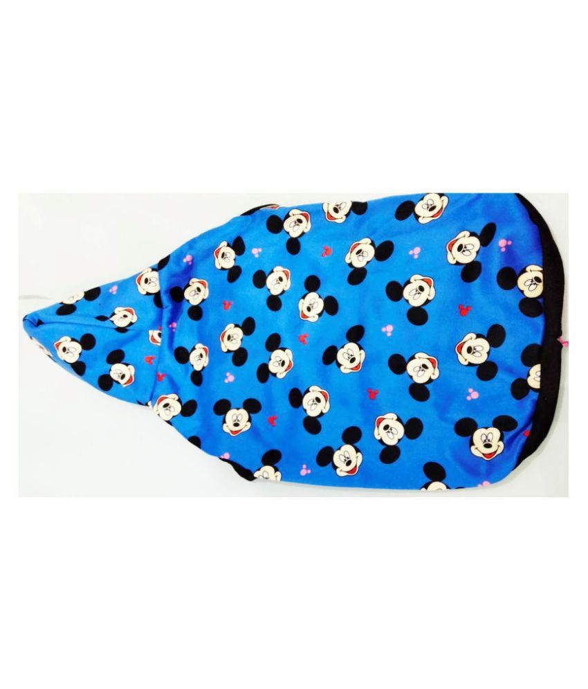 Petshop7 Printed Quality Cotton Dog Hooded Sweater / Dog Coat / Dog Jacket Coa t/Winter Pet Dog Clothes - Indoor & Outdoor Sport - (22inch)
