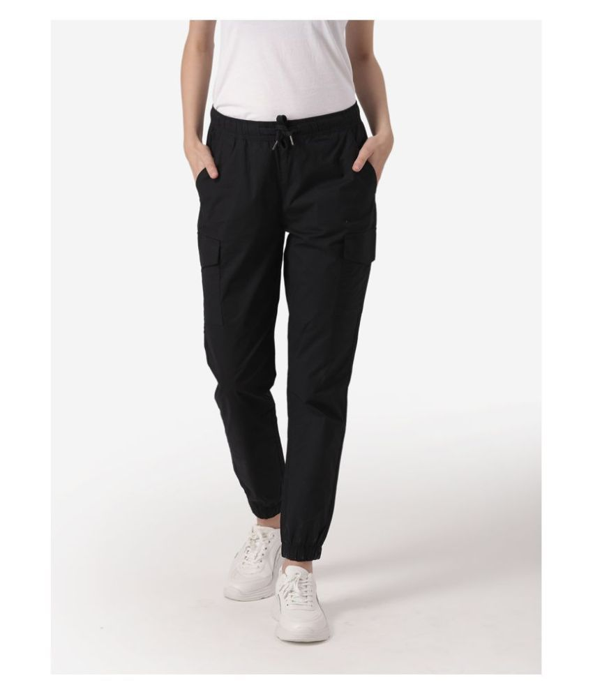 Mode By Red Tape Cotton Jogger Pants
