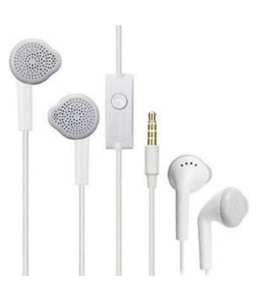 PMaxxs YS In Ear Wired With Mic Headphones/Earphones