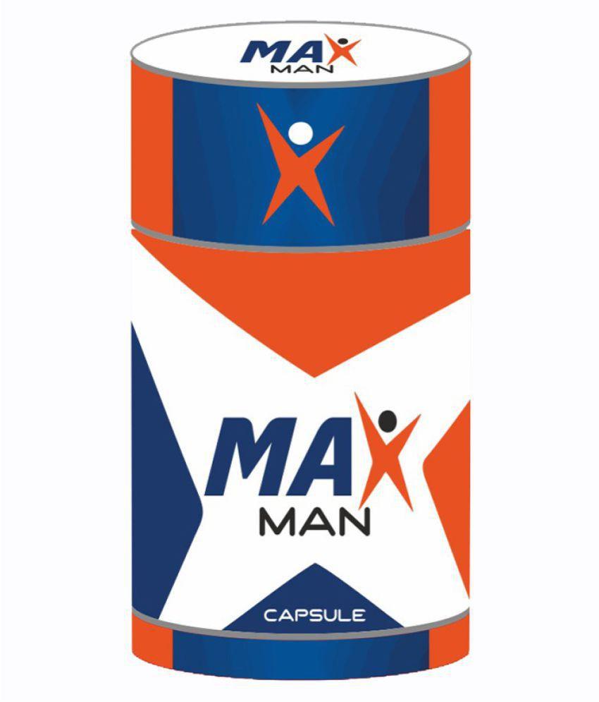 Maxx Man Capsule M1 Capsule 1 no.s Pack Of 1