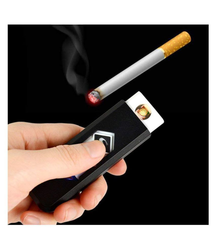 VARKAUS USB Rechargeable Electronic Flameless Lighter