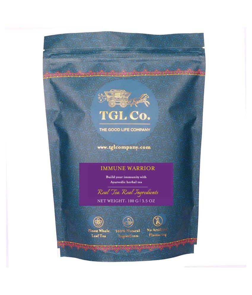 TGL Co. Green Tea Loose Leaf 100 gm