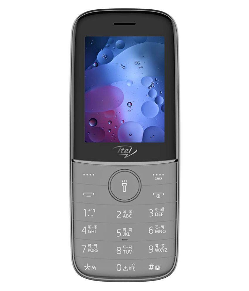 itel IT6131 Grey