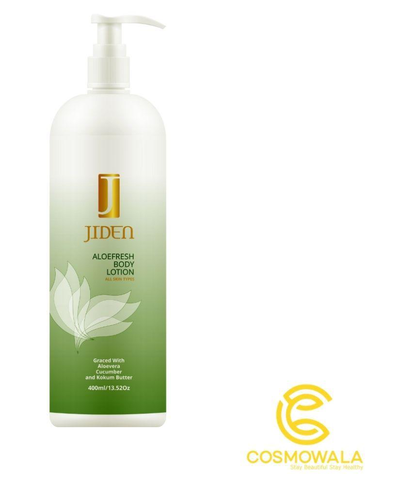 JIDEN TR Enterprise Aloe Fresh Body Lotion Body Lotion ( 400 mL )