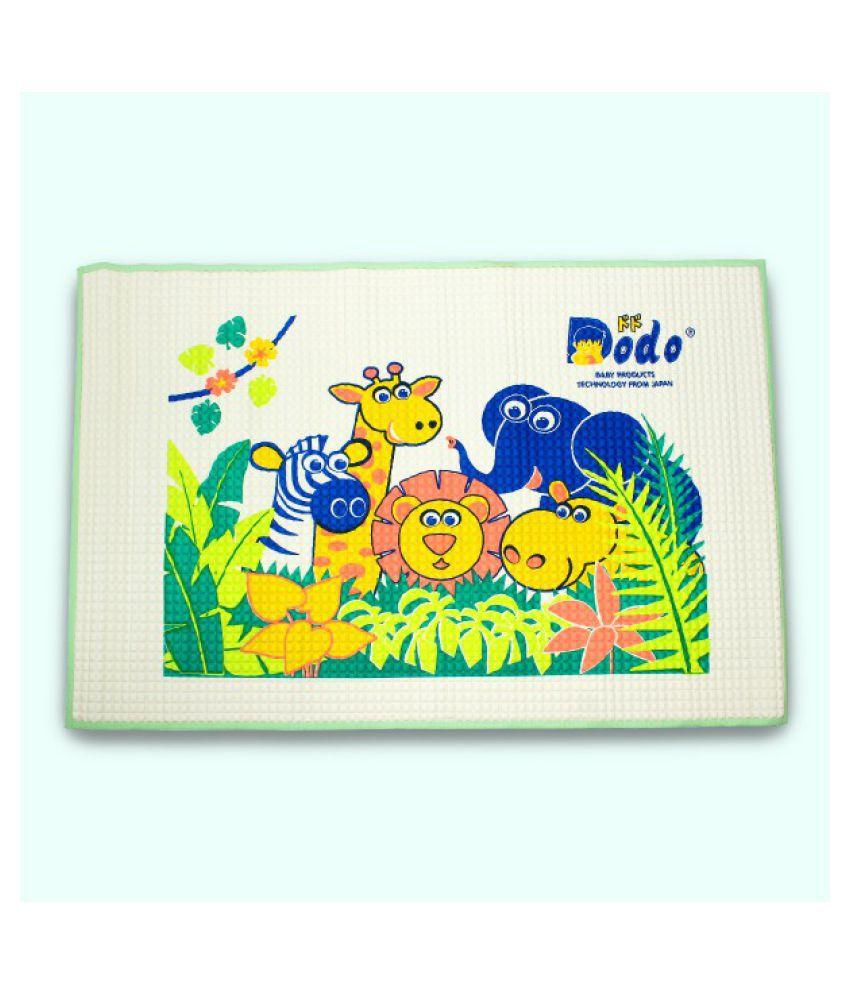 Little Kids Blue Diaper changing Mat