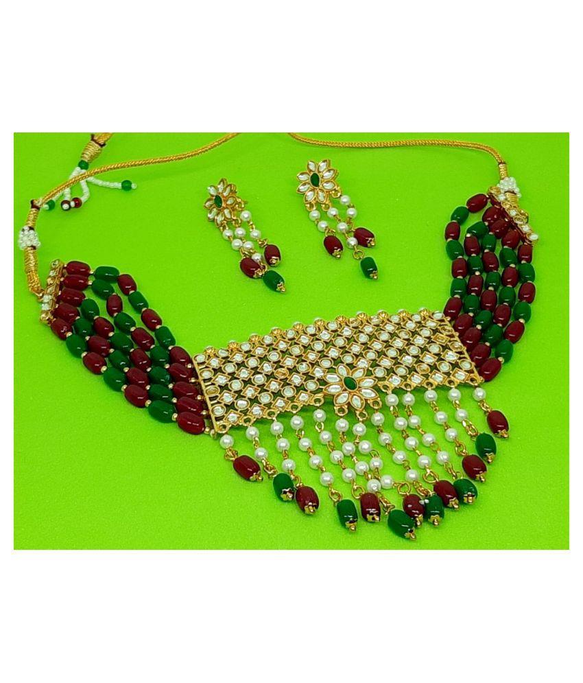 Designer jewellery choker Set